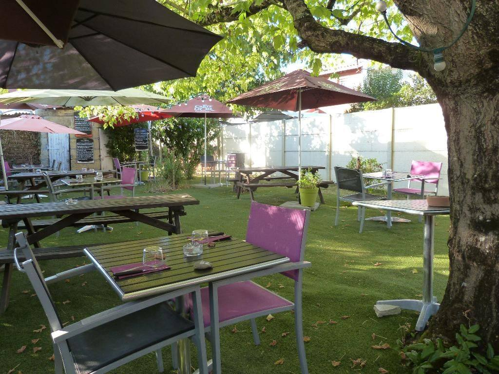 Restaurant avec terrasse près de Lormont